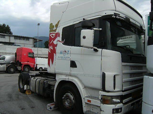 Scania 144.460 - 2001