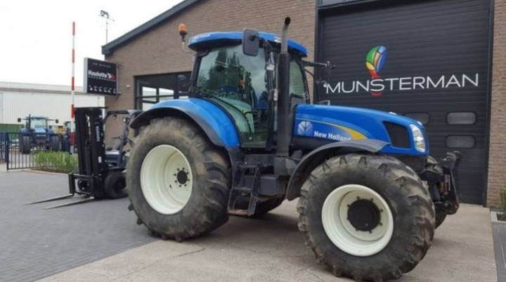 New Holland T6080 - 2008