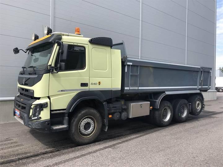 Volvo Fmx13 - 2015