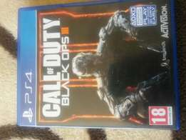 Black Ops 3 PS4 for sale great condition