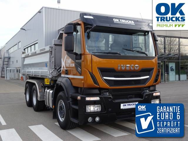 Iveco Stralis X-Way AD260X46Z HR ON X-Way - 2018