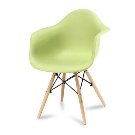 Dsw Krzesło Fotel Milano Zielony H211ab Skandynawskie Do