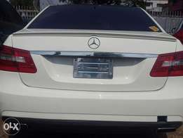 Mercedes Benz E350 with panoramic 2010