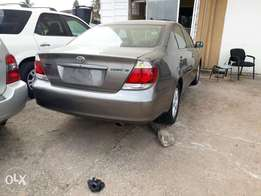 Neat tokunbo 2005 toyota camry SE