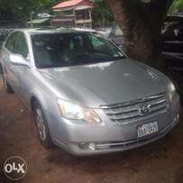 Direct Tokunbo Toyota Avalon, 2008, XLE. Very OK