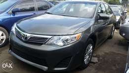 Tincan Cleared Tokunbo Toyota Camry 2013, Very OK