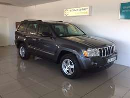 Jeep Grand Cherokee 3.0 Crd Limited for sale in Western Cape