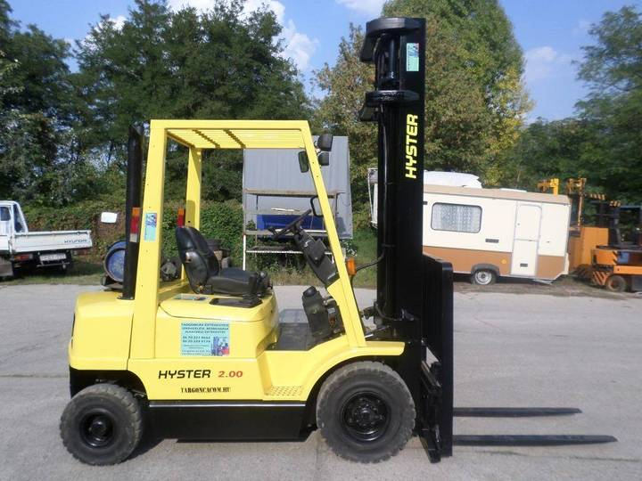 Hyster H 2.00 Xm - 2000