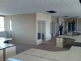 Partition & Drywall Specialist - Gauteng - Best Prices