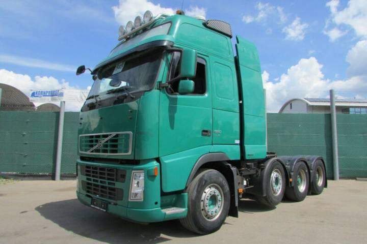 Volvo FH-520 8x4 BL - 100 to Gesamtzuggewicht Nr. 545 - 2008
