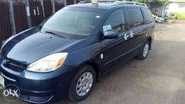 First Body Clean Toyota Sienna