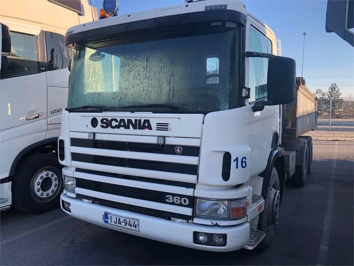 Scania P124 - 1997