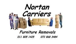 Nortan Carriers movers in Randburg