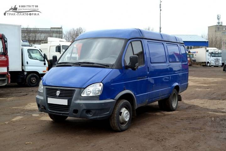 ГАЗ 2705 - 2010