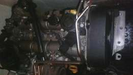 VW Polo 1.2TSi Engine/Gearbox (CJZ)