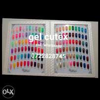 Gel cutex