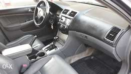 Honda Accord EOD 2005 Used leather for sale