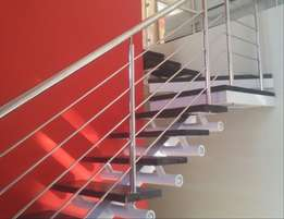 Staircases custom made