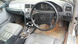 Mercedes-Benz for sell driven by alady