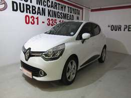 2015 Renault Clio IV T Expression