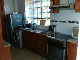 2 bedroom fully furnished apartment at Mvuli apartment, along Mvuli rd