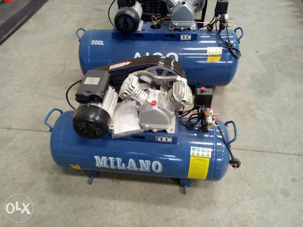 Air compressors(Both petrol engine and electric powered) Kitengela - image 6