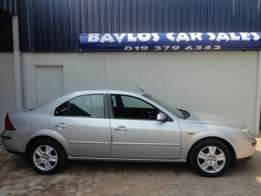 2003 Ford Mondeo 2.0