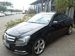 Mercedes-Benz C250 BE Coupe