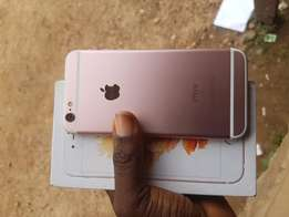 Yankee used iphone6s plus 64gb rose gold for sale
