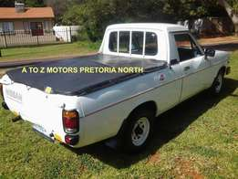 For Sale 2000 Nissan 1400 S/C