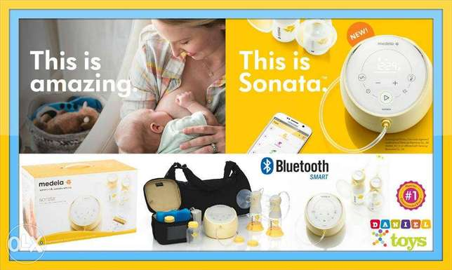 Medela Sonata Double-Electric Breast Pump
