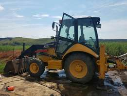 CAT 422E TLB, For sale