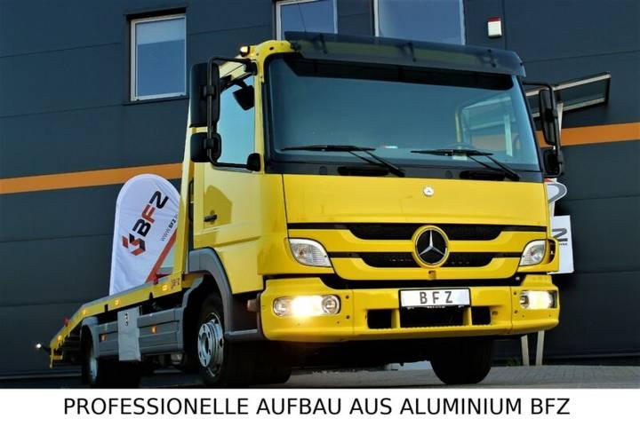 Mercedes-Benz Aluminium Aufbau Atego BFZ 6,4M Lang - 2019
