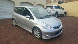 2007 honda jazz 1.5vtec automatic 90000km only