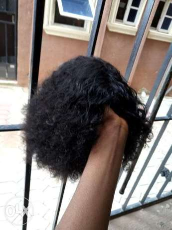Pure human hair(Wig) 100% Awka South - image 2