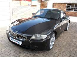 2007 BMW Z4 Coupe 3.0si