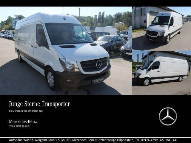 Mercedes-Benz Sprinter 316 CDI Maxi+Standheiz+Klima+AHK+Navi+ BC - 2017