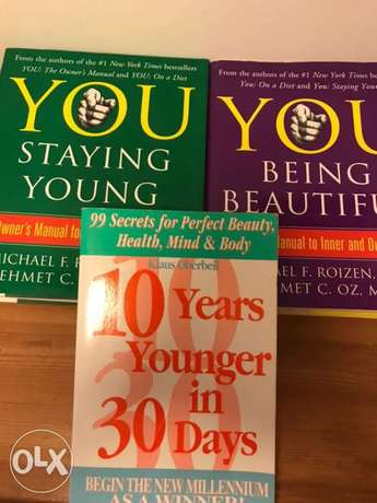 3 beauty and young living books not found in market
