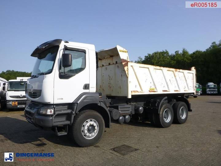 Renault Kerax 330 dxi 6x4 Marrel tipper - 2008