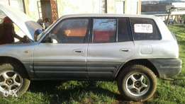 Rav 4 Clean and in good condition
