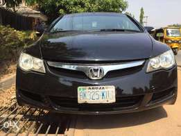 Give away Honda Civic 2007
