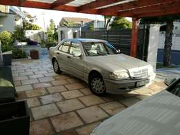 2000 Mercedes Benz C180 Automatic facelift