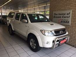 2010 Toyota Hilux 3.0D 4D D/Cab 4x2 - One Owner