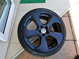 Golf 7 Gti Rims and Tyres For Sale