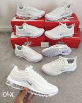 Nike air Max 97 white sneakers