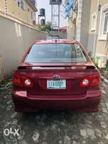 Very Neat And sound Registered 2005 Toyota Corolla Sport