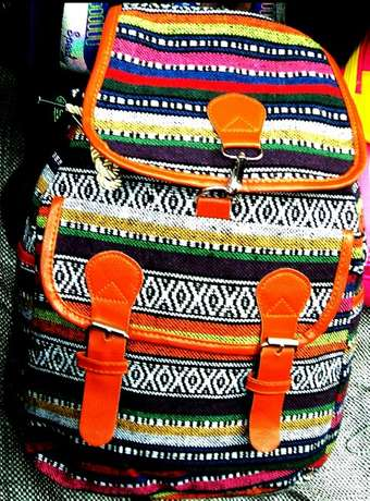 Tribal canvas bags Nairobi CBD - image 2