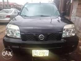 registered 2009 Nissan X-trail