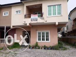 4Bedroom Semi-Detached House at Lekki Garden ii