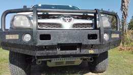 TJM Replacement bumper
